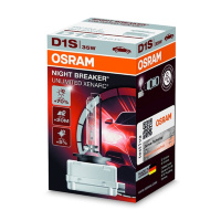 Ксеноновая лампа D1S OSRAM Xenarc Night Breaker Unlimited +70%
