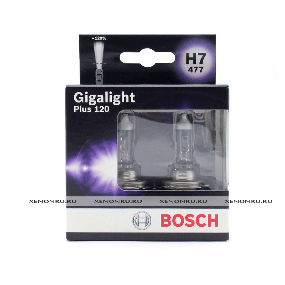 h7 bosch gigalight plus 120 1987300107. Black Bedroom Furniture Sets. Home Design Ideas